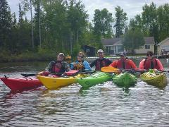 Sea Kayak Level 1 Skills (Thunder Bay)